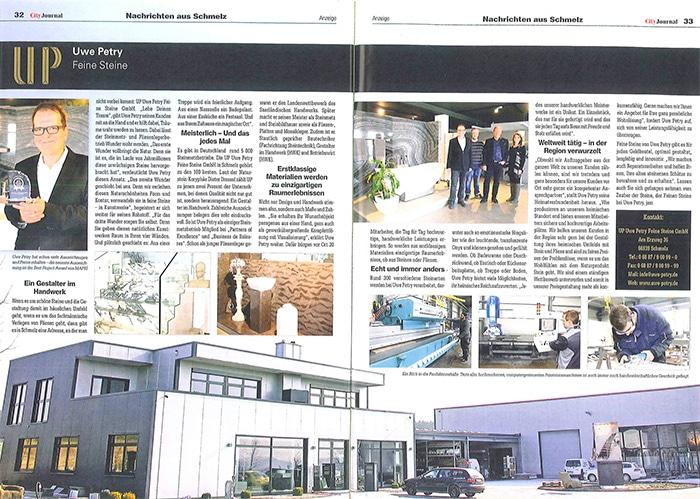 Bericht City Journal
